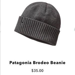 Patagonia Brodeo Beanie